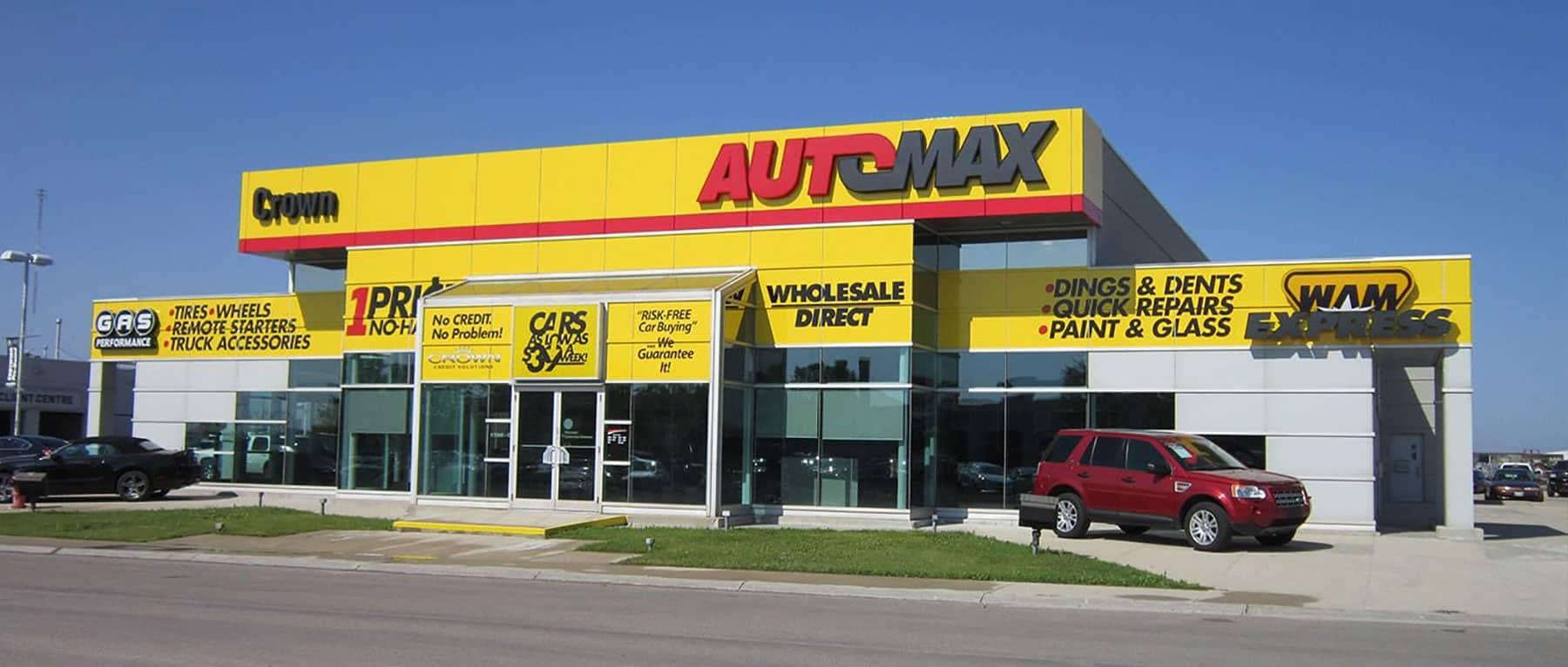 Crown-Automax