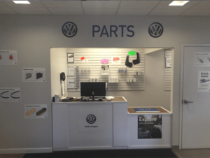 our-parts-department