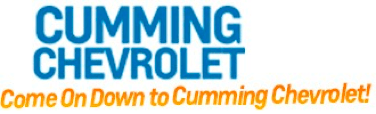 Cumming Chevrolet Logo