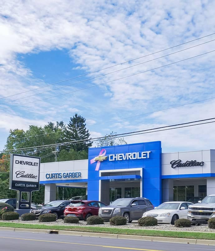 Curtis Garber Chevrolet