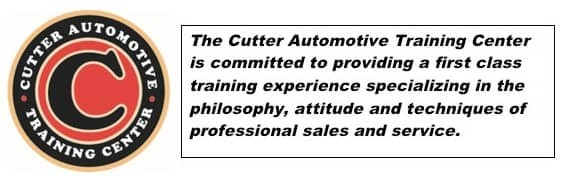 Cutter Training Center