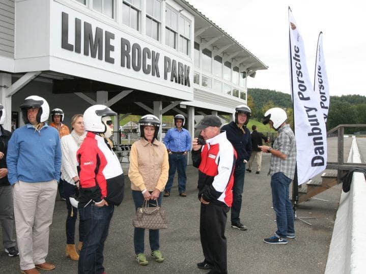 Danbury Porsche Track Day
