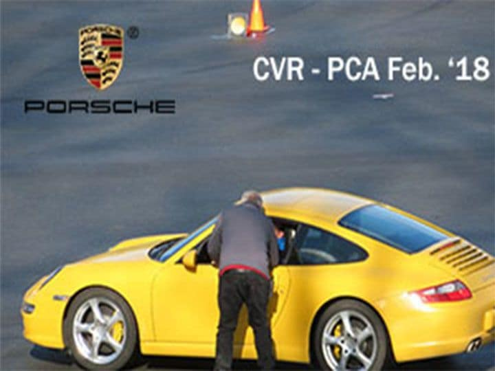 CVR DE Winter Workshop and Car Control Clinic