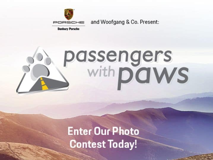 Passengers With Paws Photo Contest