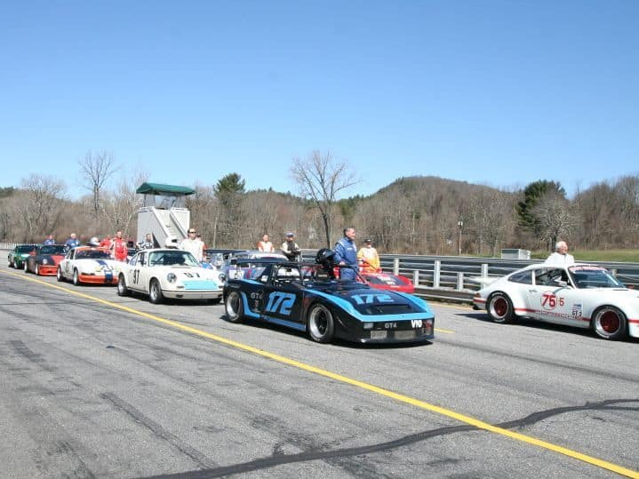 PCA CVR Race Day '18 @ Lime Rock Park
