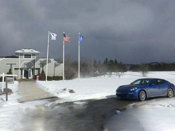 Winter Driving Event
