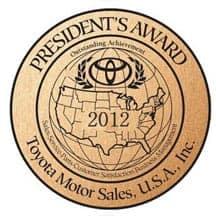 Presidents 2012