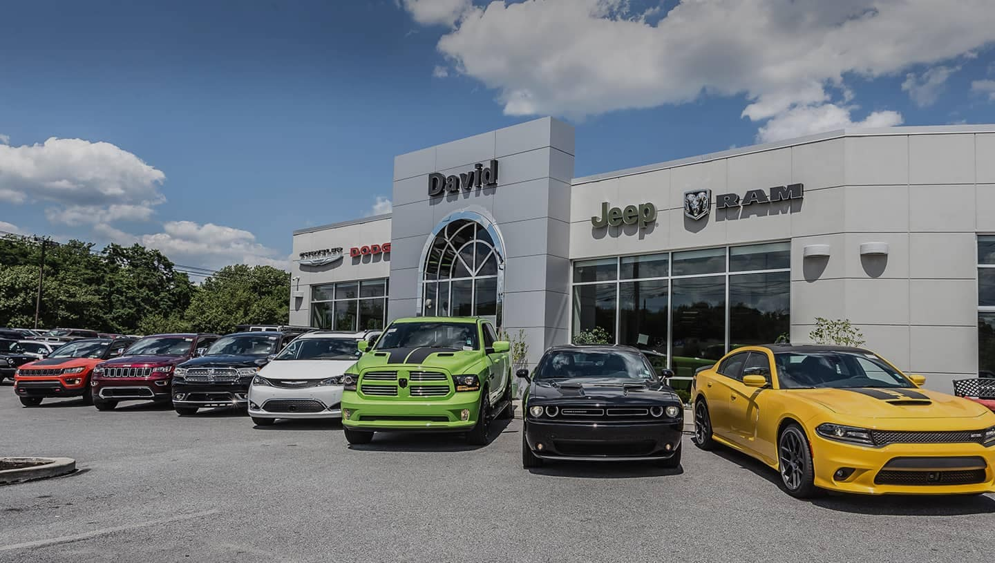 Jeep Dealers Near Me >> David Dodge Chrysler Dodge Jeep Ram Dealer In Chadds Ford Pa