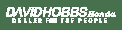 David Hobbs Honda Logo