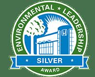 Enviromental silver award