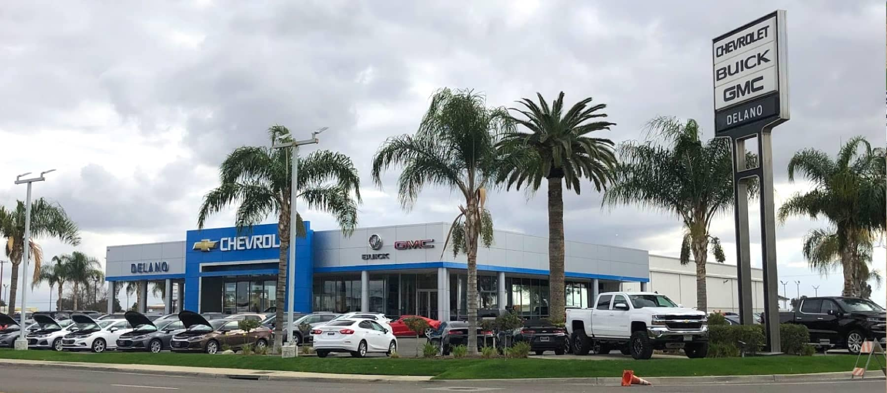 Dealership from outside
