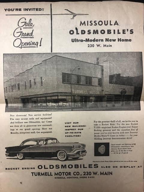 Grand Opening Oldsmobile