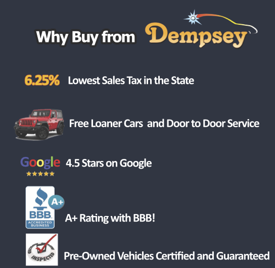 Why Buy from Dempsey