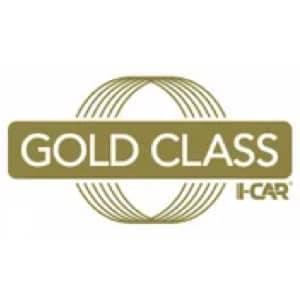 Gold Class - Gold letterinng - 300x300