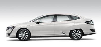 Honda Clarity Electric Button