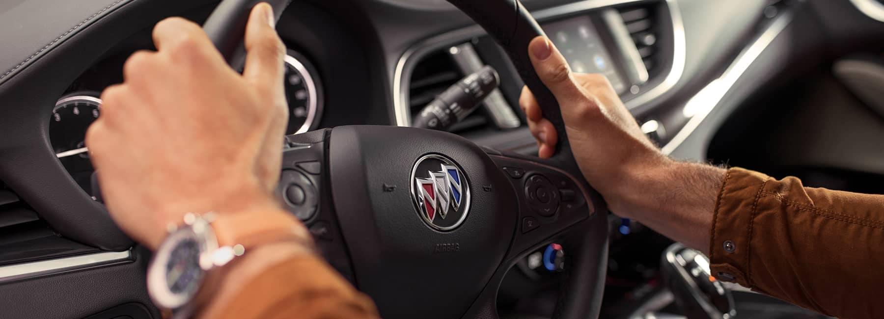2020 Buick Enclave Steering Wheel_mobile