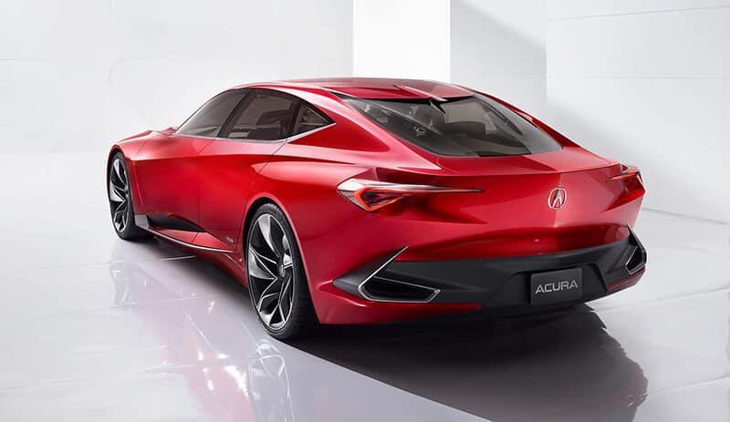 Acura Precision Concept: Alluring Modern Edge