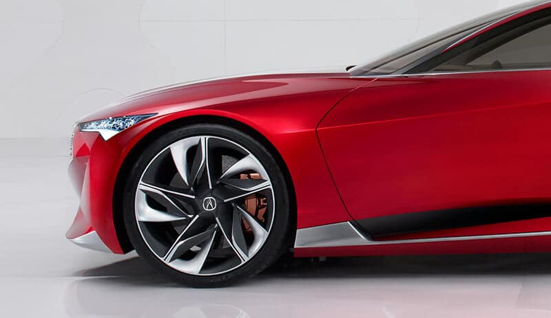 Acura Precision Concept: Performance First