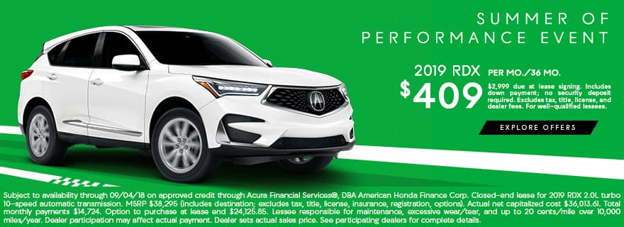 Walker Acura | Acura Dealer in Metairie, LA