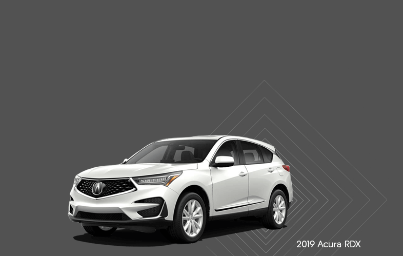 Acura College Graduate Program 2019 RDX