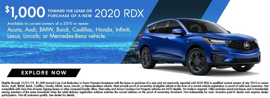 2020 RDX Special