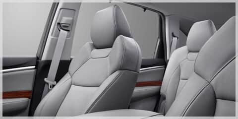 Acura CPO Heated Front Seats