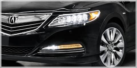Acura CPO LED Headlights