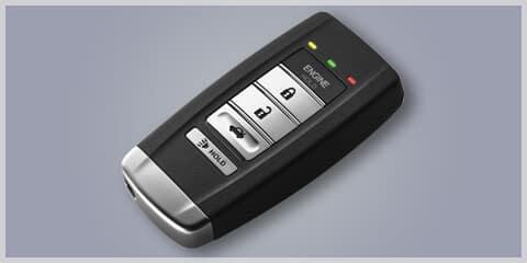 Acura CPO Remote Keyless Entry