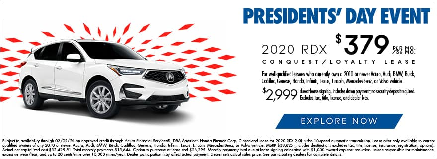 presidents day offer