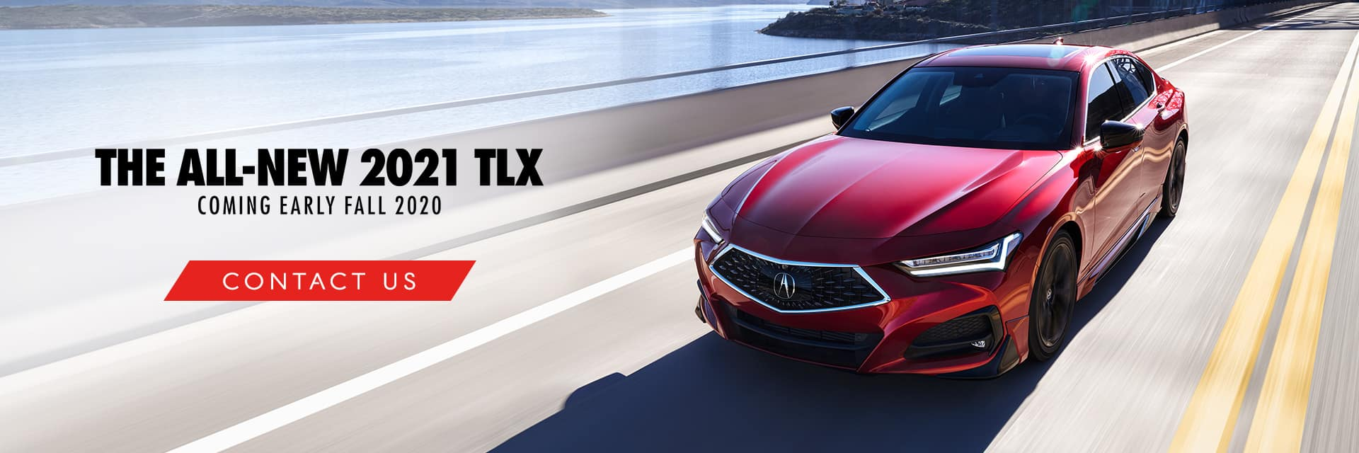 All-New 2021 TLX Reveal