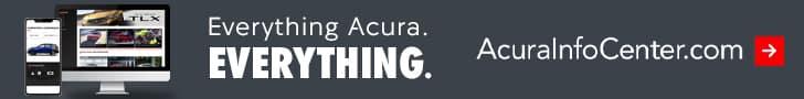 Acura Info Center