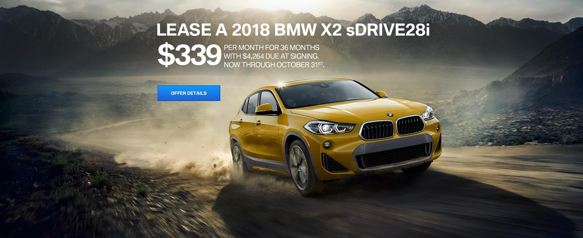 BMW X2 sDRIVE28i