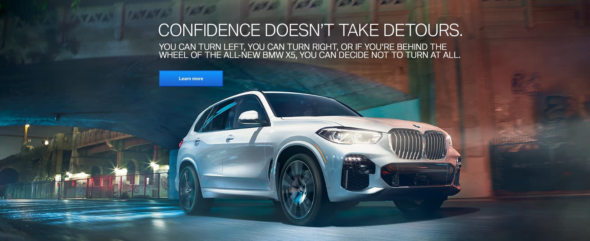 Feb 2019 BMW X5