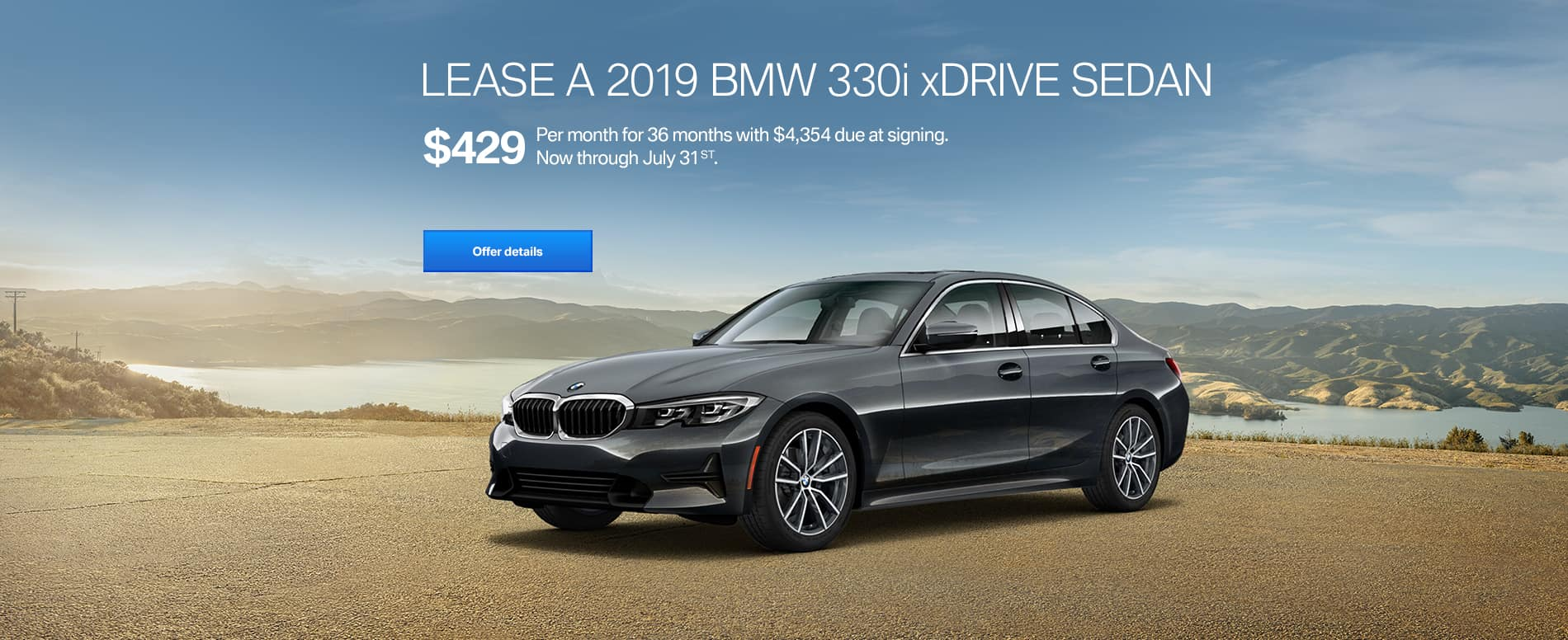 2019 BMW 330i Xdrive May