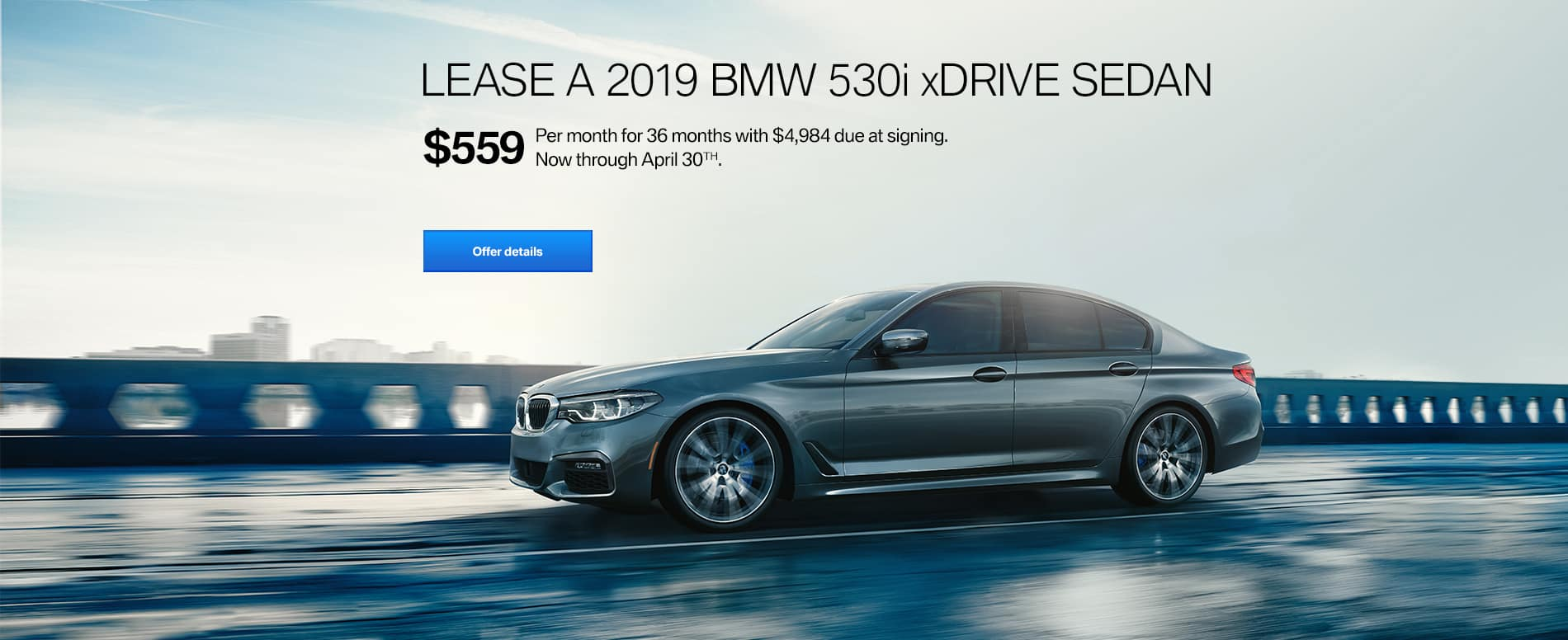 PUSH_2019_BMW_530i_xDrive_$559