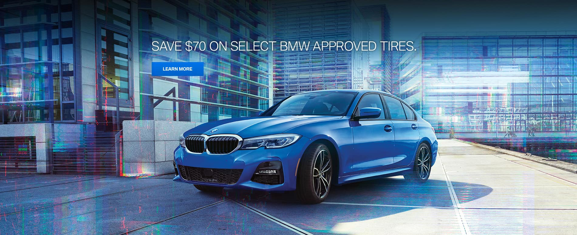 BMW Spring Tire Special