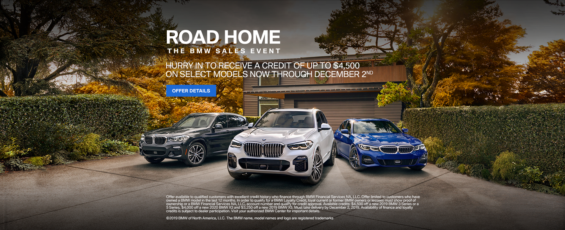 FMA1_PUSH_BMW_Road_Home_Sales_Event
