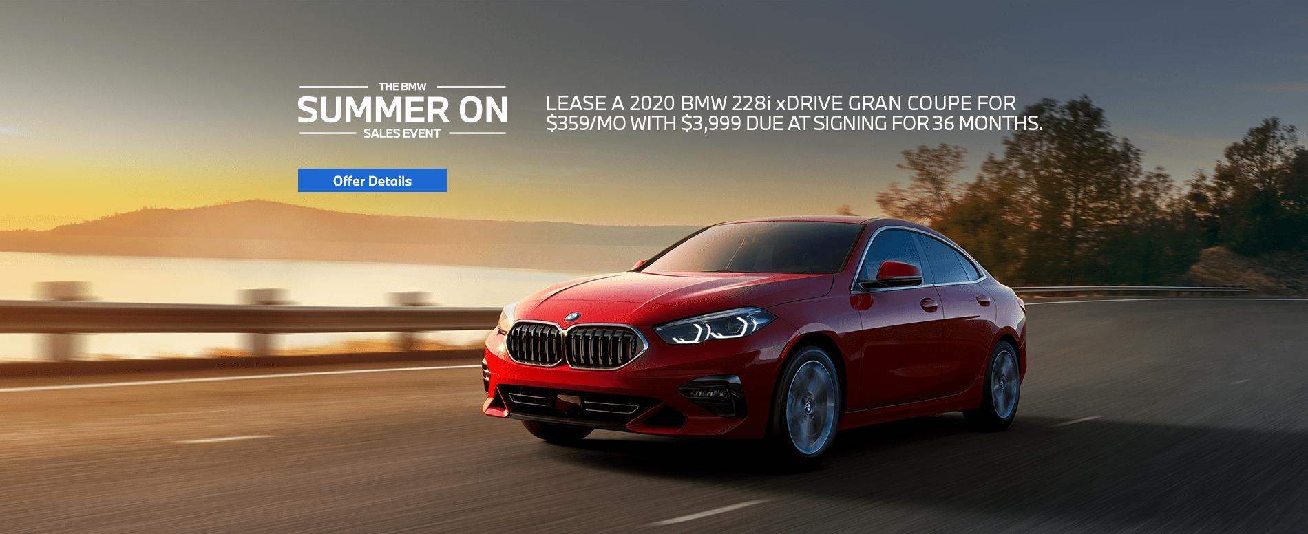 BMW 2 Series Gran Coupe Engine Specs