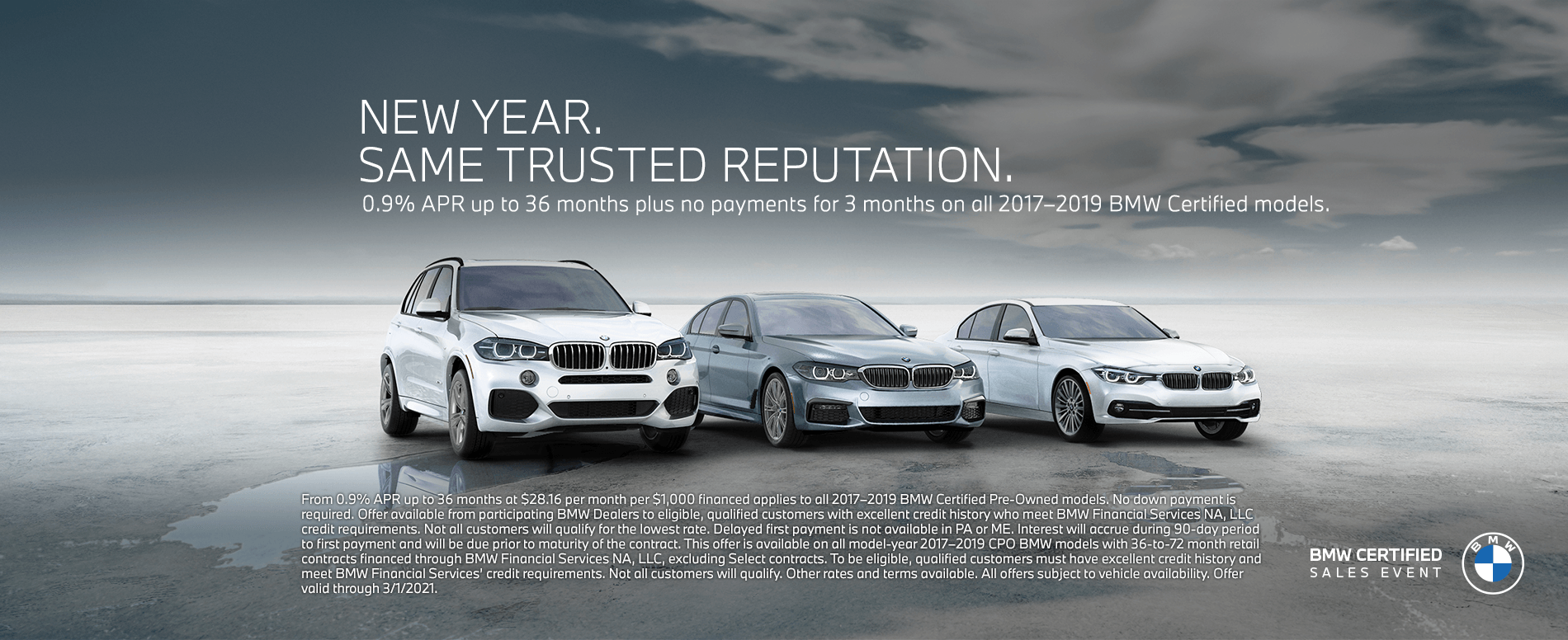 BMW Financing Made Easy