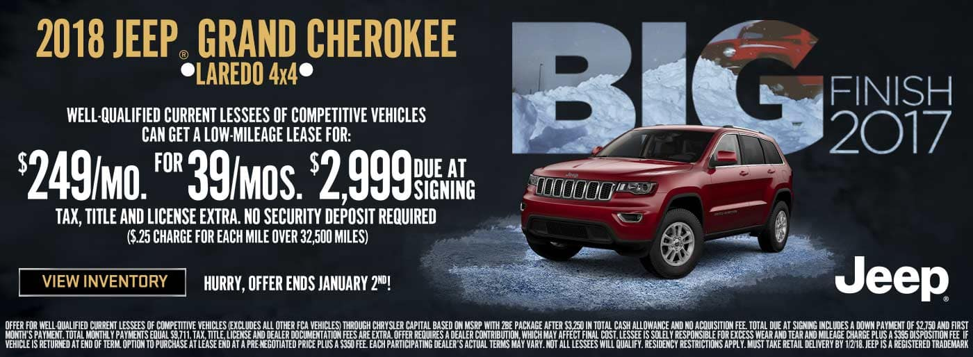 NEBC G Cherokee Dec