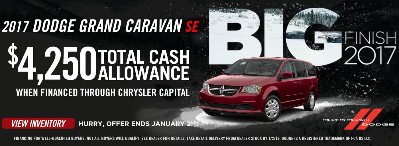 SWBC Texas Dodge Caravan December