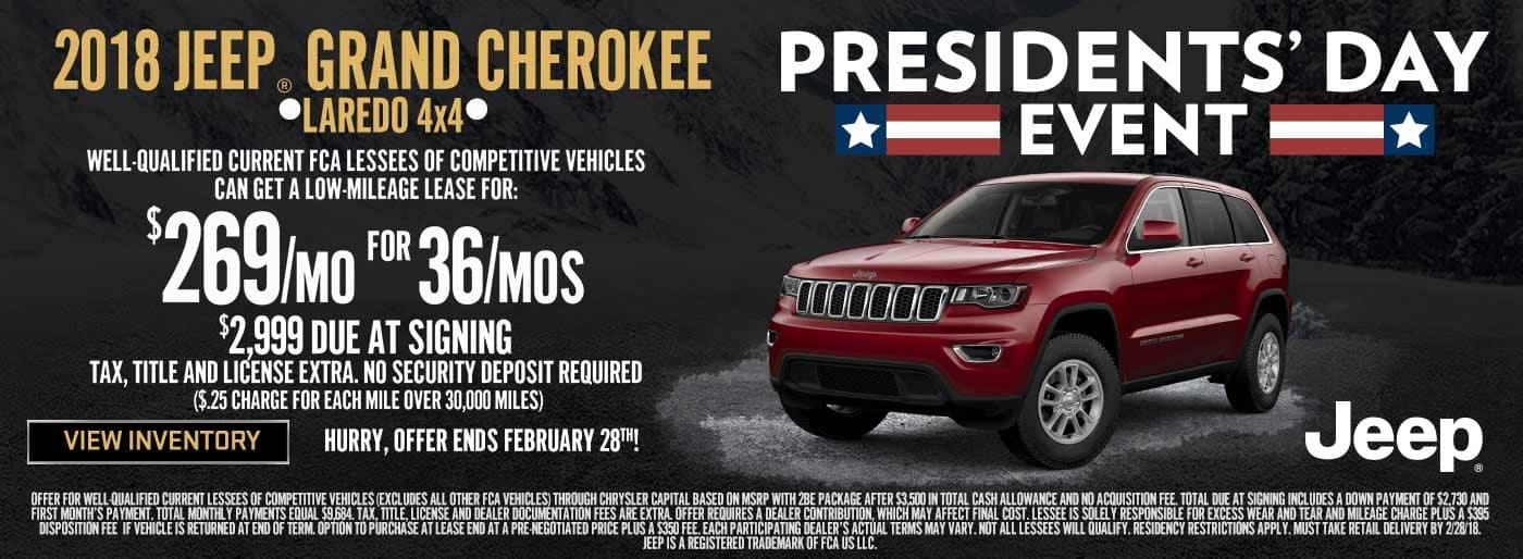 G Cherokee
