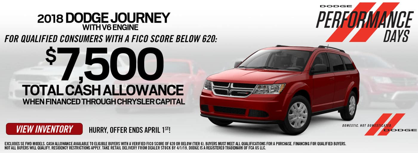 NonTX-Dodge-Journey-Subprime-March