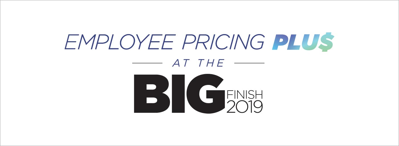 Jeep Employee Pricing Plus Big Finish 2019 Event near Denver CO