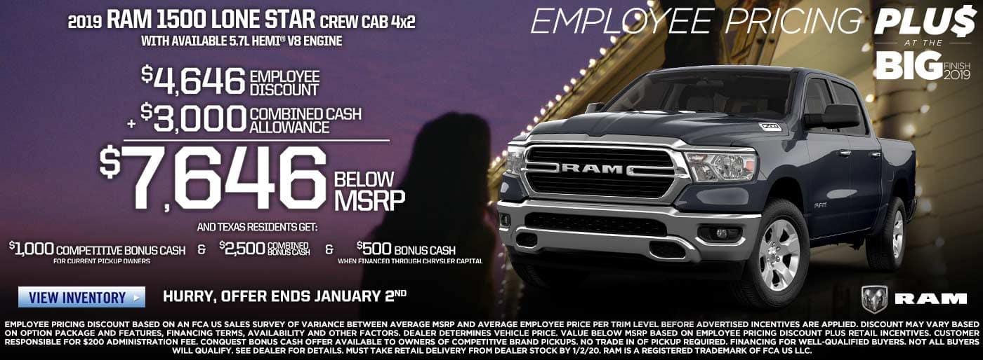 Dodge Chrysler Jeep RAM Dealer Houston TX | New & Used Cars