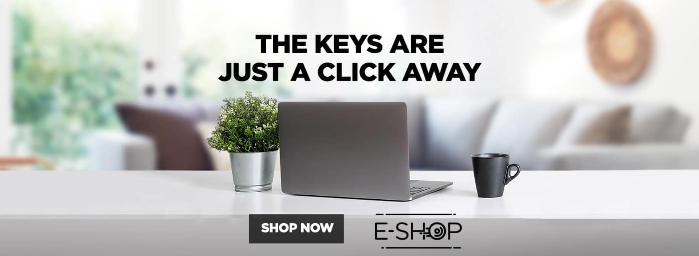 The Keys Are Just a Click Away
