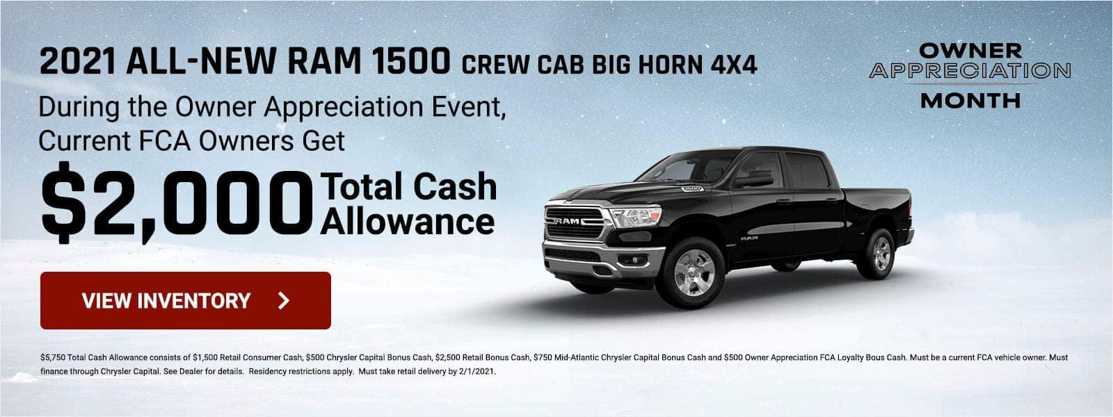 Ram-1500-Crew-Cab-Big-Horn-4x4 RETAIL