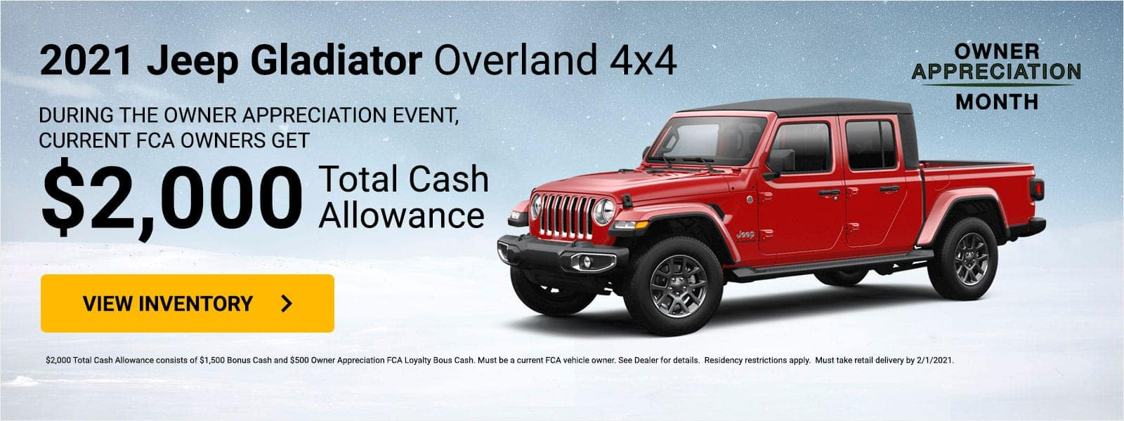 jeep-Gladiator-Overland-4x4 RETAIL
