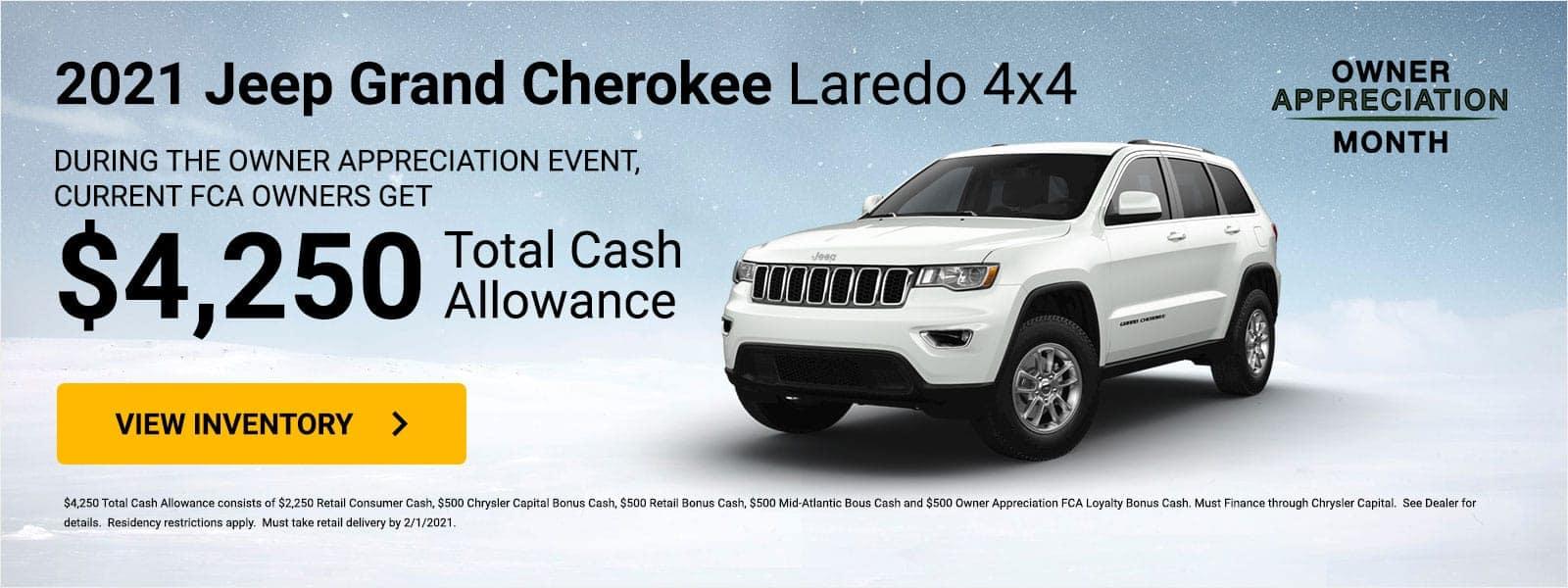 jeep-grand-cherokee-laredo-4x4 RETAIL