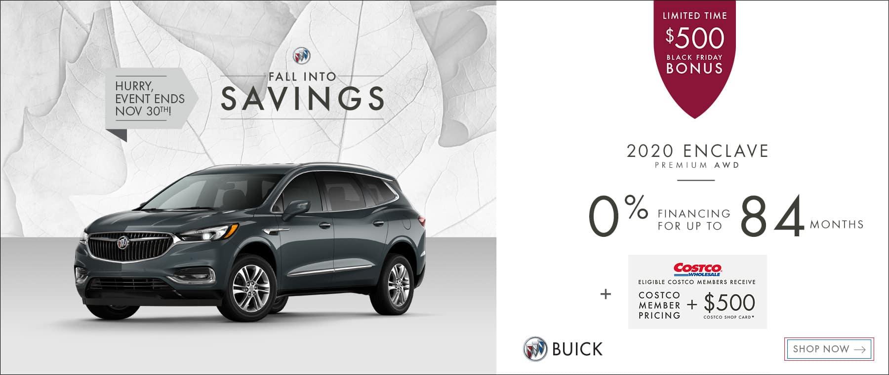 2020_WST_NOV_Buick-BlackFriday_ENCLAVE_PREMIUM_AWD_T3_1800X760_v1